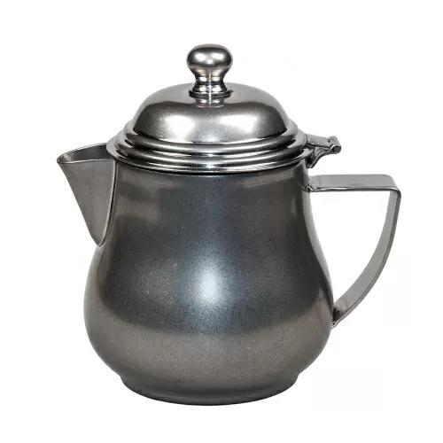 Чайник сервировочный 500 мл, винтажное покрытие, нержавеющая сталь, P.L. Proff Cuisine