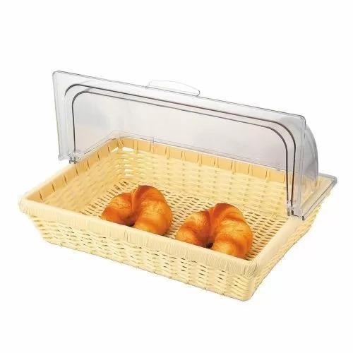 Подставка плетеная с крышкой 55*35*6,5 см, P.L. Proff Cuisine
