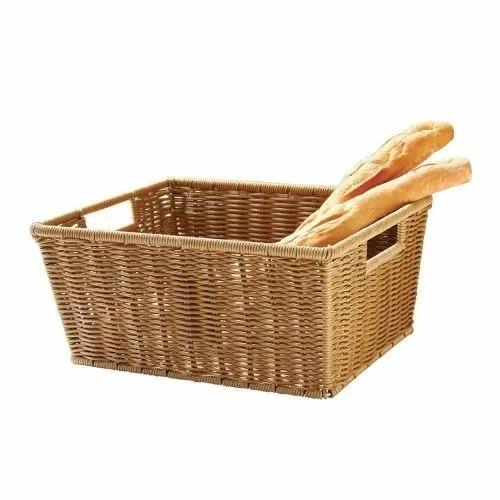 Хлебница плетеная для выкладки 40*30*18 см, P.L. Proff Cuisine