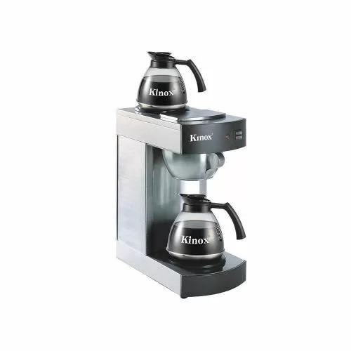 Кофеварка KINOX (без колб) 36х19,5х42 см