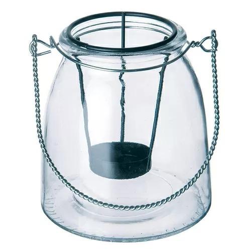 Подсвечник для чайной свечи стеклянный, P.L. Proff Cuisine