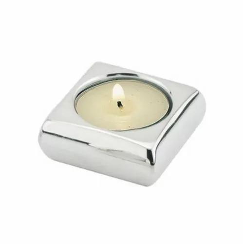 Подсвечник для чайной свечи квадратный, Е4074 P.L. - REG