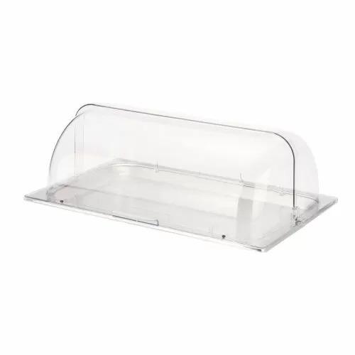 Поднос с пластиковой крышкой GN1/1, металл, P.L. Proff Cuisine