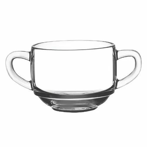 Бульонная чашка с ручками 480 мл, d 10,7 см