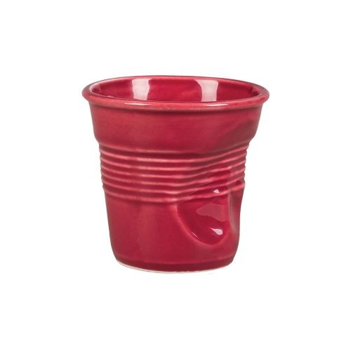 Чашка для эспрессо Barista (Бариста) 90 мл, h 6 см бордо