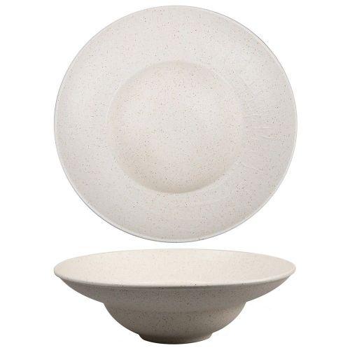 Тарелка для пасты Elephant Ivory 25*7,5 см