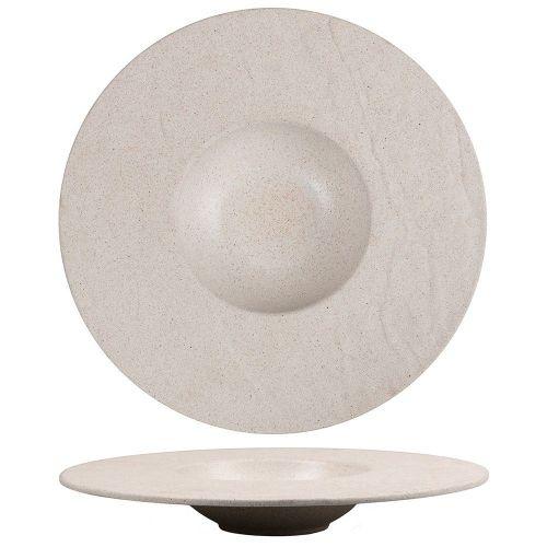 Тарелка для пасты Elephant Ivory 28*4 см