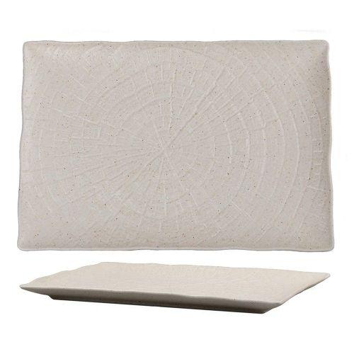 Блюдо прямоугольное для подачи Elephant Ivory 28,5*19,5 см