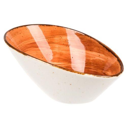 Салатник Fusion Brown Shore 100 мл, 11,5*8,5 см
