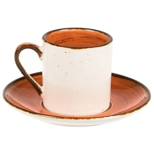 Кофейная пара Fusion Brown Shore 80 мл