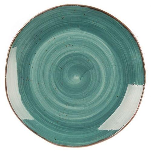 Тарелка Fusion Green Sea 20,5 см