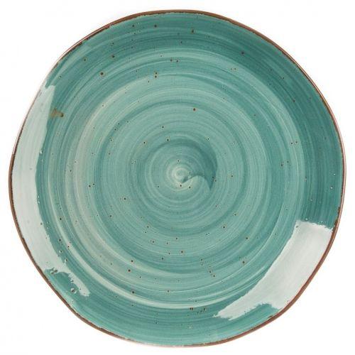 Тарелка Fusion Green Sea 29 см