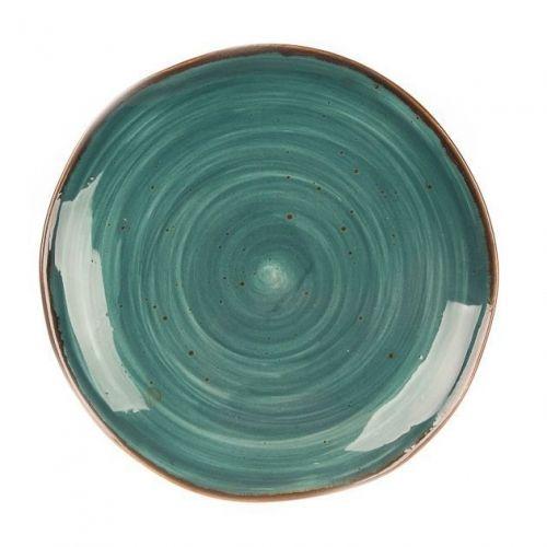 Тарелка Fusion Green Sea 16,5 см