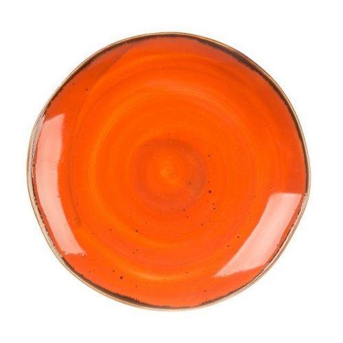 Тарелка Fusion Orange Sky 16,5 см