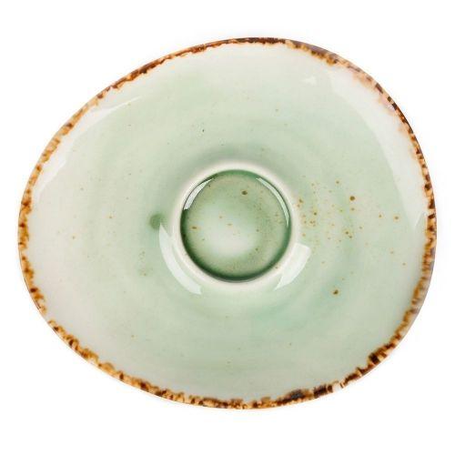 Блюдце Organica Green для чашки 90 мл (арт.71002105)