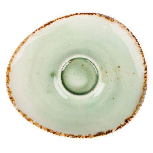 Блюдце Organica Green для чашки 180 мл (арт.71047031)