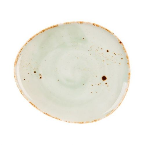 Тарелка Organica Green 19*17 см