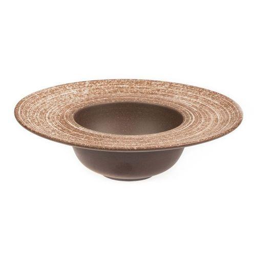Тарелка Untouched Taiga для пасты/супа 350 мл, 23 см