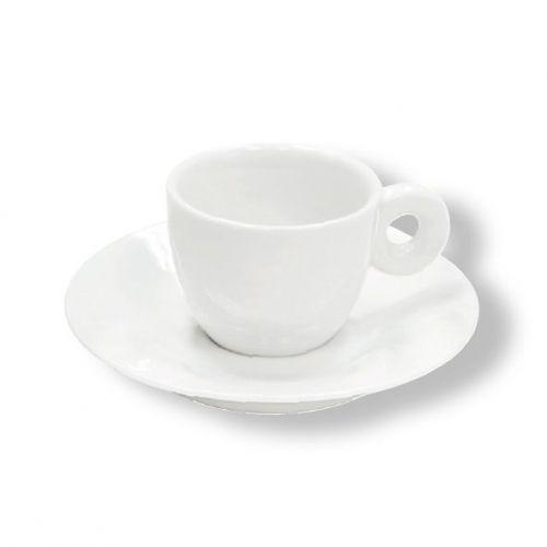 Кофейная пара, 60 мл белая