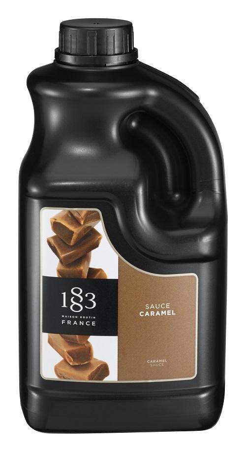 Топпинг (соус) 1883 Шоколад (Chocolate), 1,89 л, ПЭТ