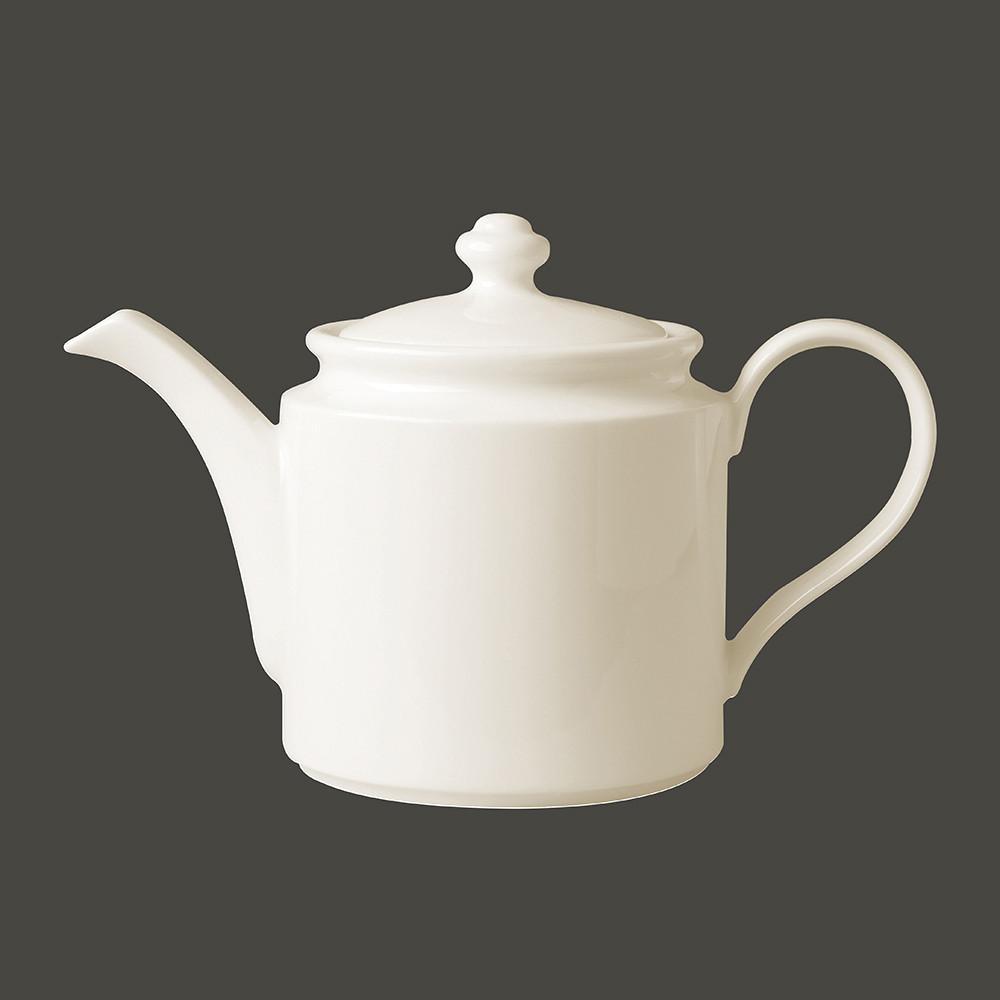 Чайник 80cl., фарфор,  (кор= 4 шт)