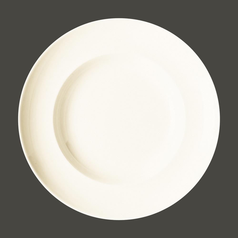 Тарелка круглая d=24 см., 62.5 cl. глубокая, фарфор