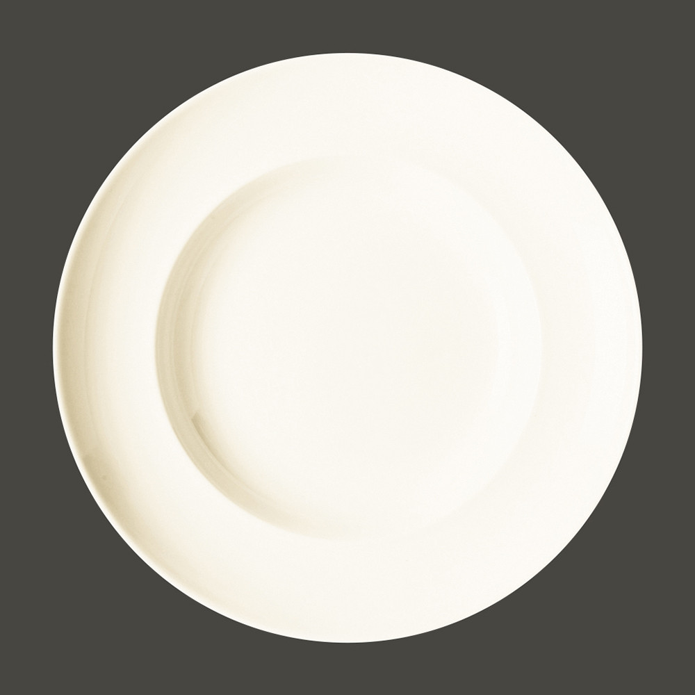 Тарелка круглая d=26 см., 77 cl. глубокая, фарфор