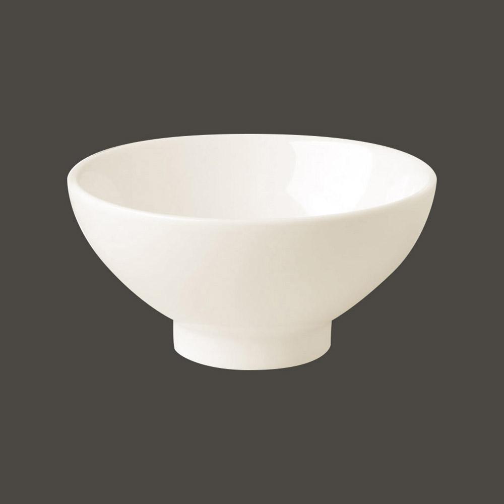 Салатник круглый, толстые стенки d 14cm,  h 6.6 см, 450 мл