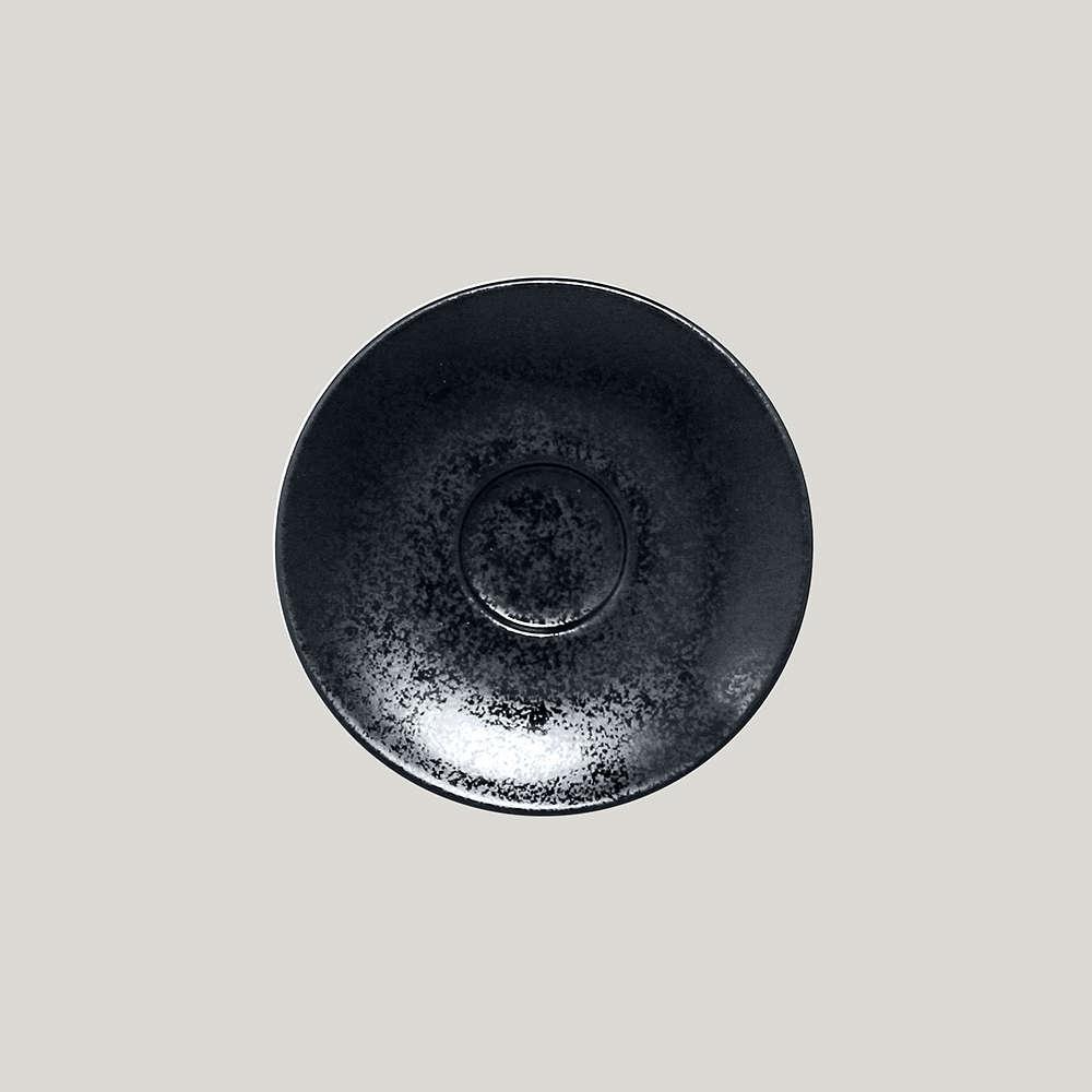 Блюдце круглое d=13 см., для чашки арт.KR116CU08, фарфор