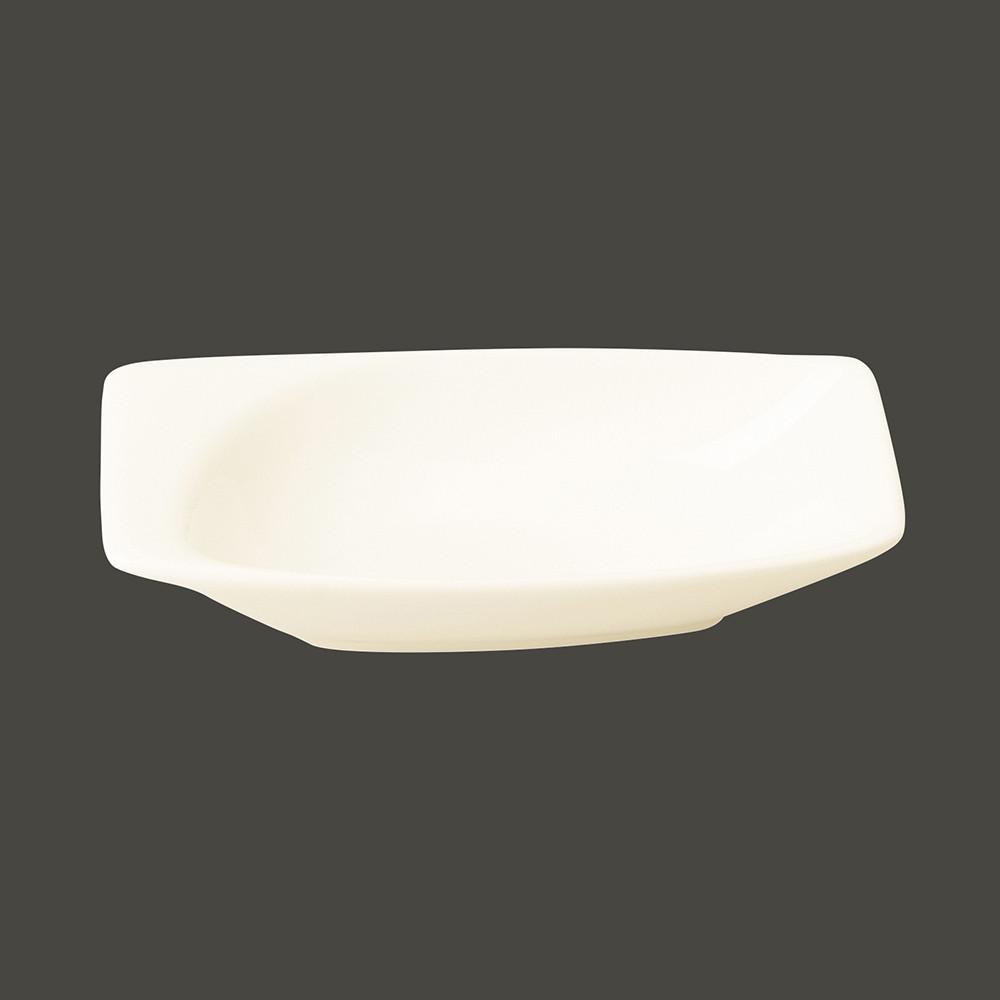 Салатник прямоуг. 11х5.5см., 3.5 cl., фарфор