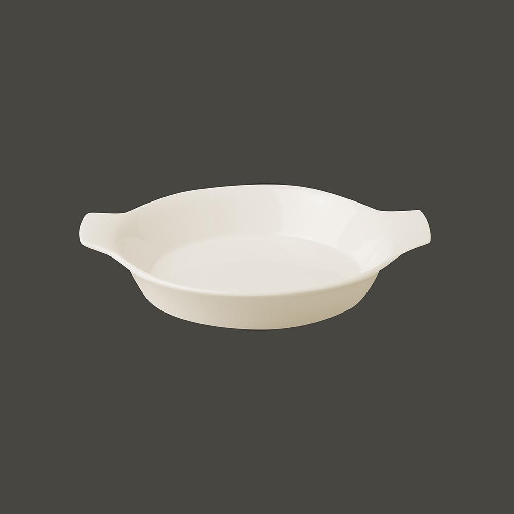 Тарелка круг. d=16 см., для подачи, фарфор