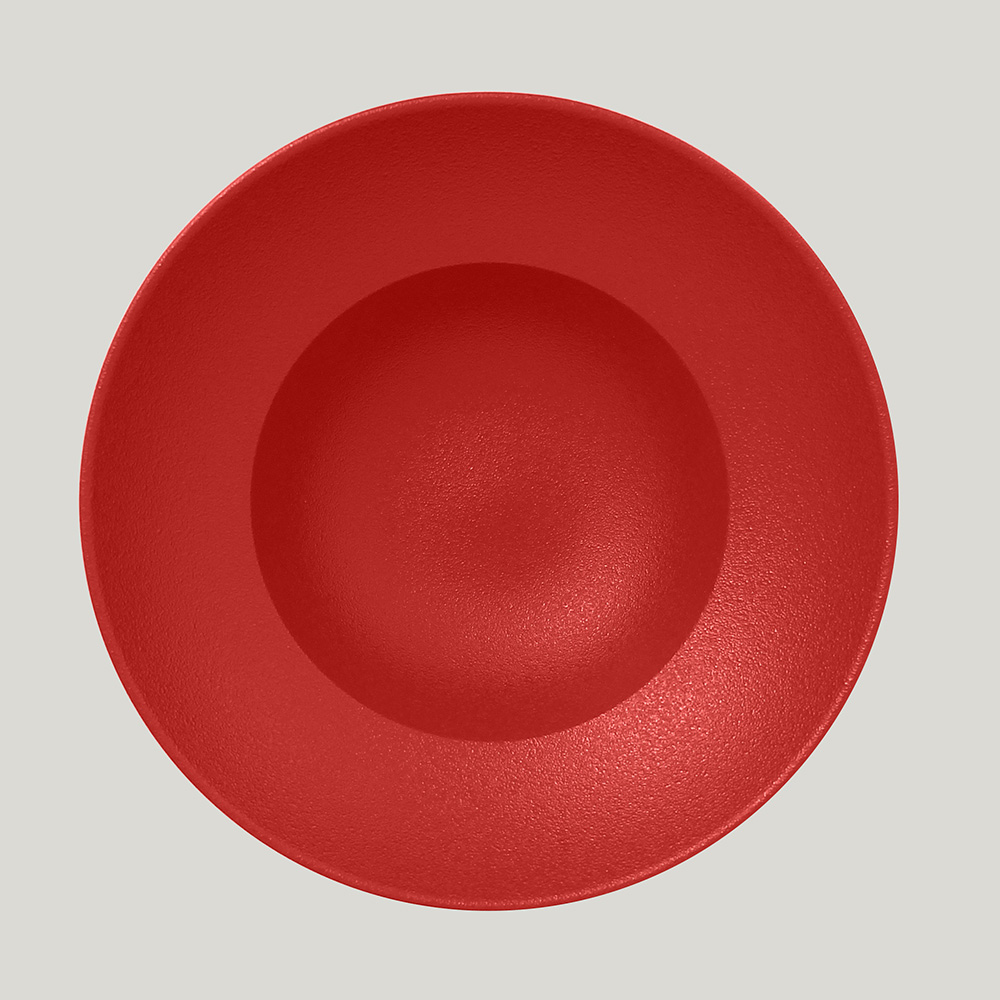 Тарелка круглая d=26 см., глубокая