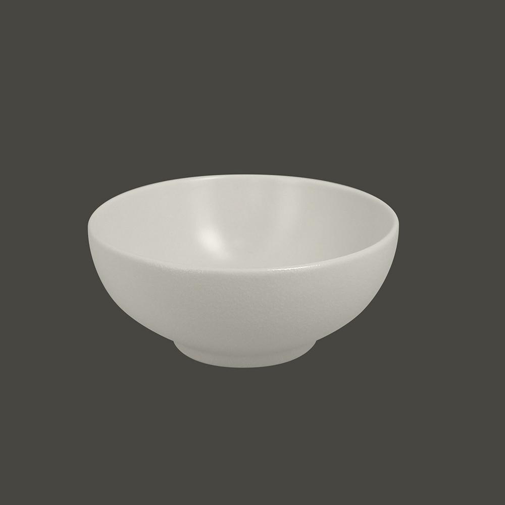 Салатник NeoFusion Sand круглый  15/6 см, 630 мл,  (белый цвет)