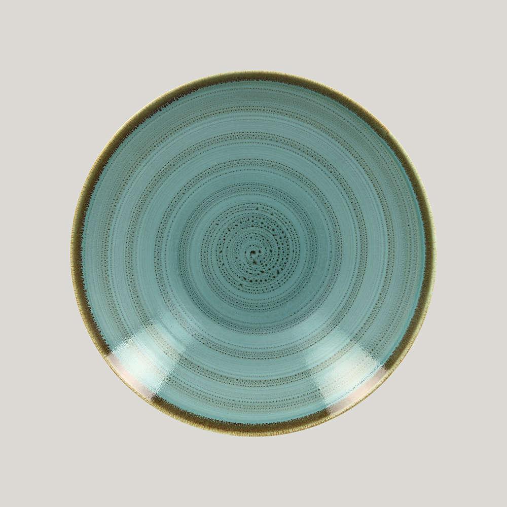 Глубокая тарелка 23 cm lagoon Twirl RAK
